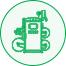 Flexonyomógépek, tekercsvágók, laminálók gyártása   Felépítés