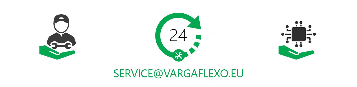 Flexonyomógépek, tekercsvágók, laminálók gyártása   Service