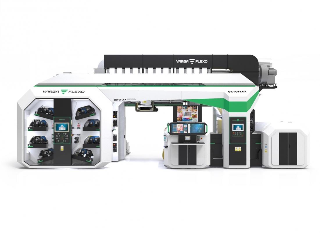 Flexonyomógépek, tekercsvágók, laminálók gyártása   Előnyök